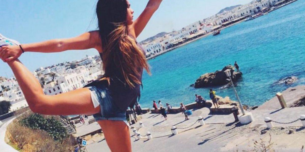 Ella es Mariana Correa, la linda hija de Natalia París