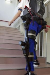 ¿Para qué sirve un exoesqueleto? Foto:Getty Images