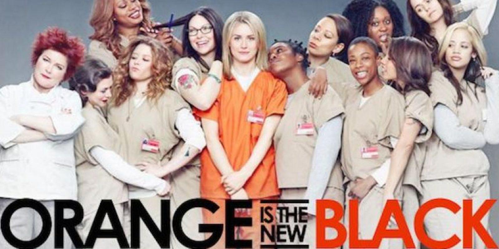 Foto:Poster Orange is the new black