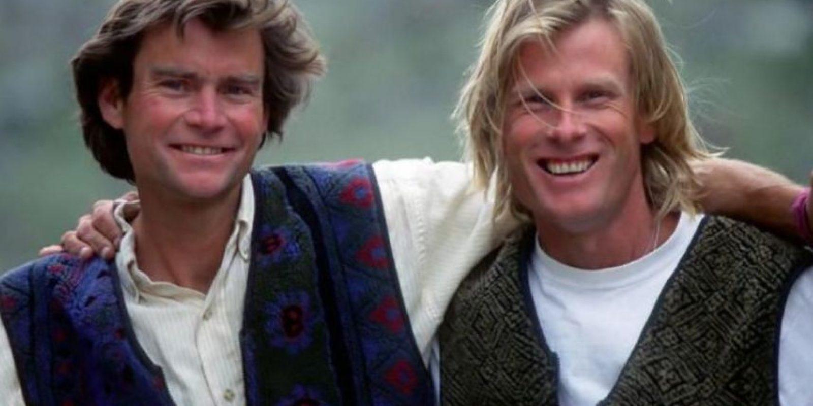16 años después rescataron los cuerpos de dos alpinistas Foto:Alexlowe.org