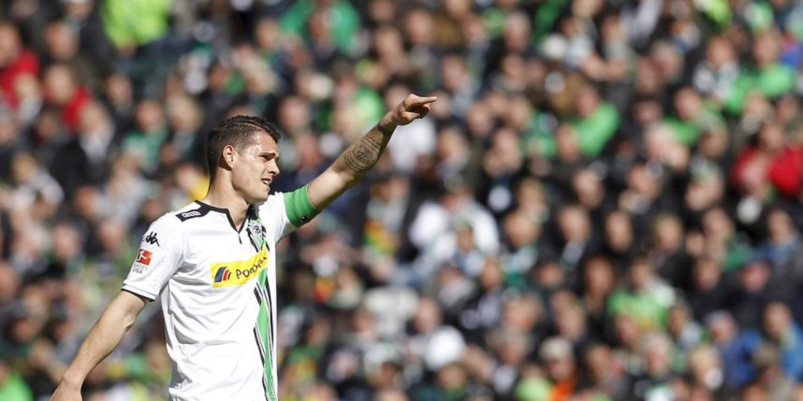 Es nuevo futbolista del Arsenal Foto:Getty images