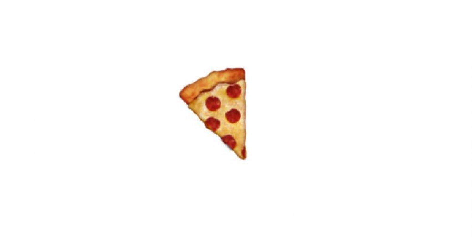 Los emoticones de comida son de los favoritos en WhatsApp. Foto:Emojipedia