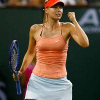 En abril pasado María Sharapova cumplió 29 años. Foto:Getty Images