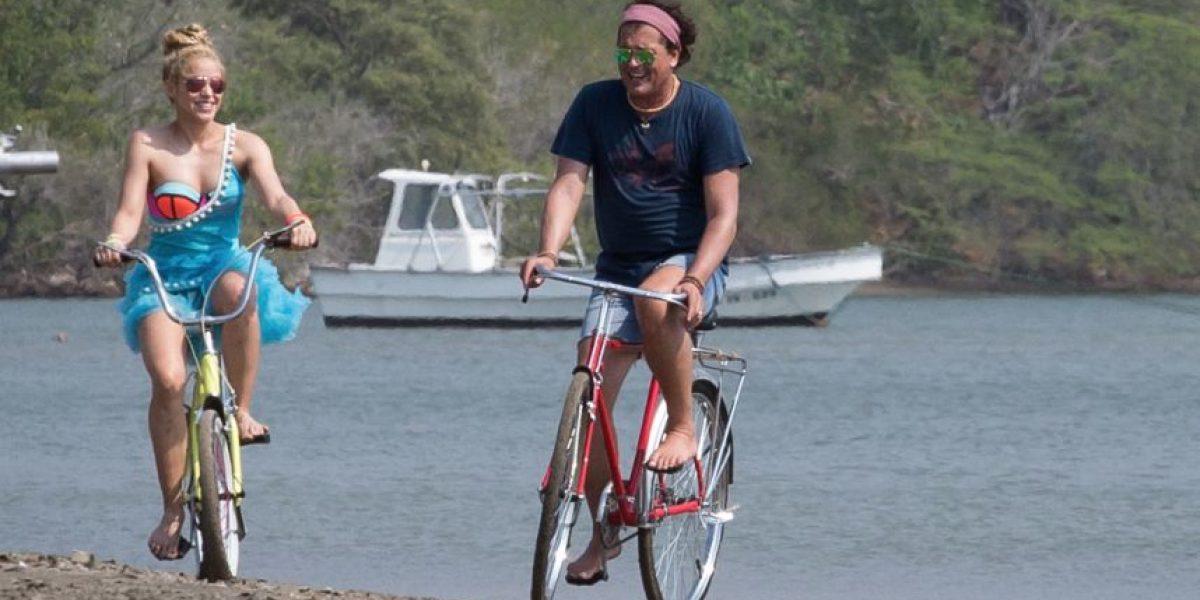 Carlos Vives y Shakira estrenan La bicicleta