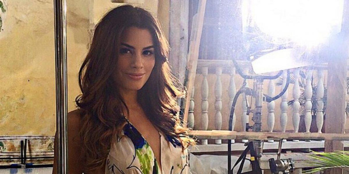 Ariadna Gutiérrez confiesa que desde siempre la actuación la desveló