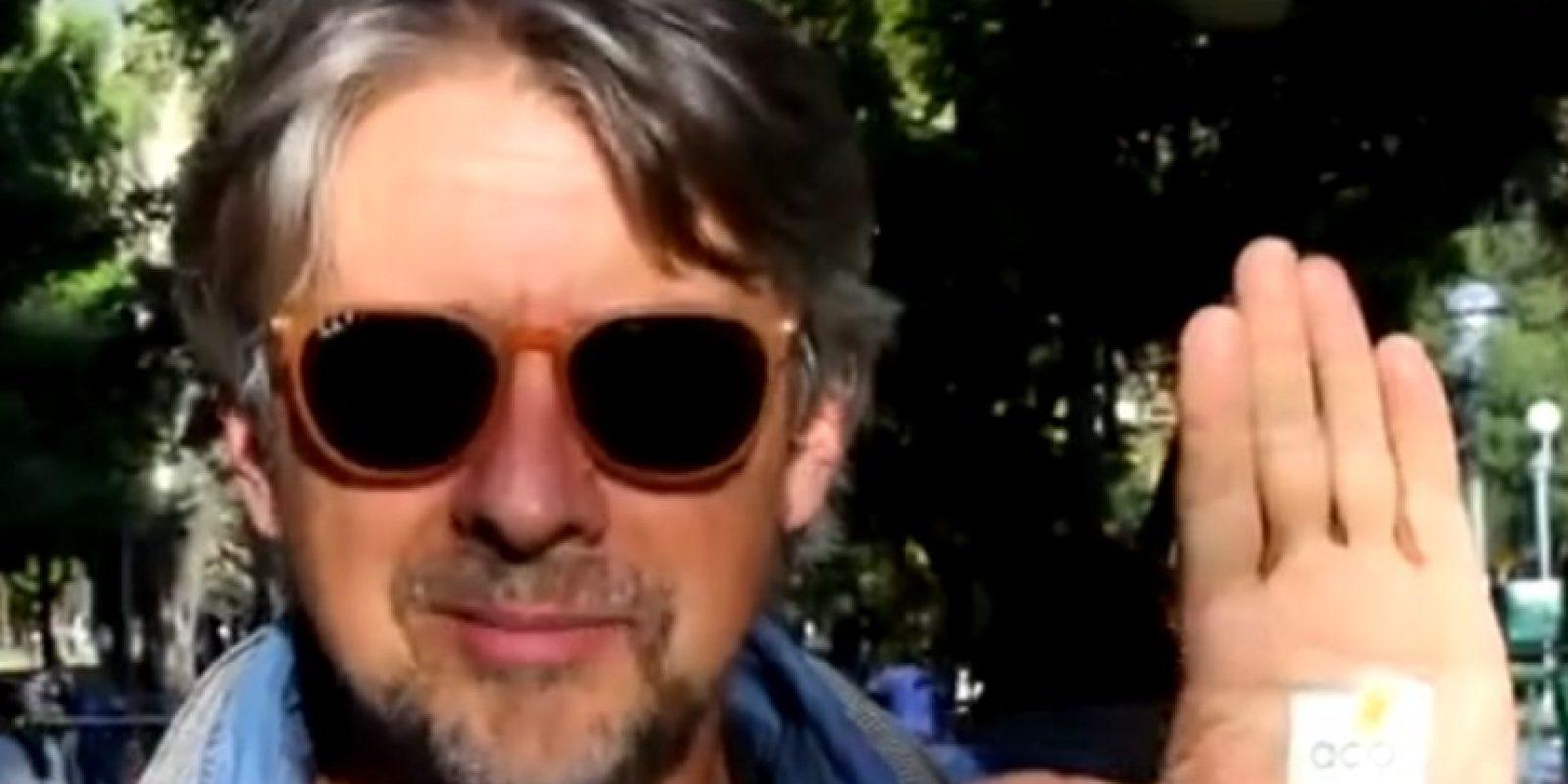 Foto:Captura pantalla video ACA