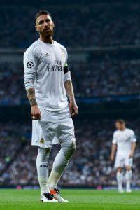 Y Sergio Ramos por el Real Madrid Foto:Getty Images