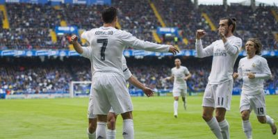 La diferencia abismal de nóminas entre Real Madrid y Atlético de Madrid Foto:Getty Images