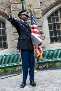 Aliz se graduó con las más altas calificaciones en física Foto:West Point – The U.S. Military Academy