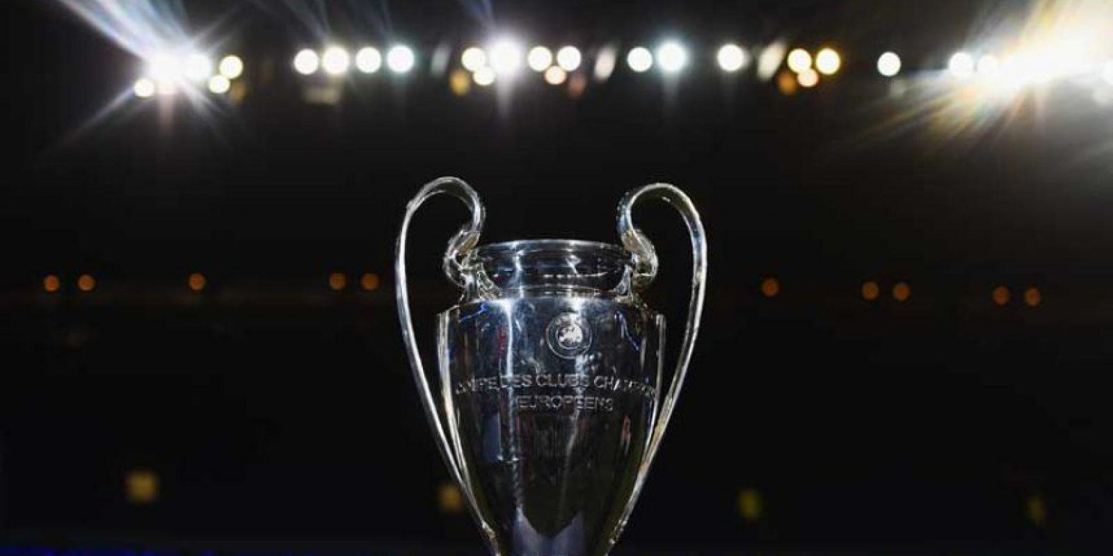 """La """"Orejona"""" es el trofeo más querido a nivel de clubes. Foto:Getty Images"""