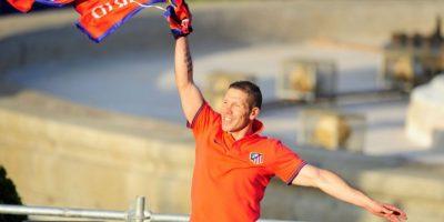 Internacionalmente triunfó en la Europa League de 2012. Foto:Getty Images