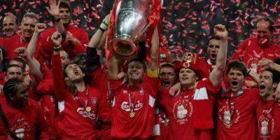 Liverpool (Inglaterra)-5 títulos: 1977, 1978, 1981, 1984, 2005 Foto:Getty Images
