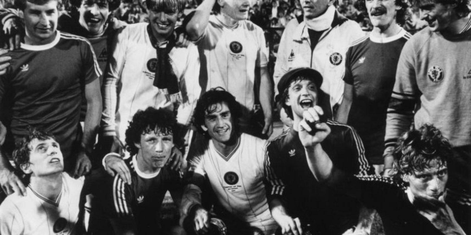 Aston Villa (Inglaterra)-1 título: 1982 Foto:Getty Images