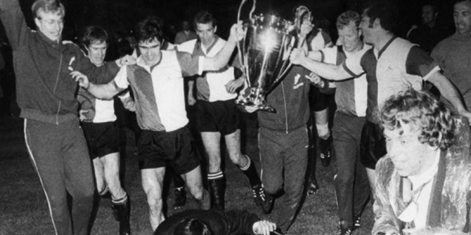 Feyenoord (Holanda)-1 título: 1970 Foto:Getty Images