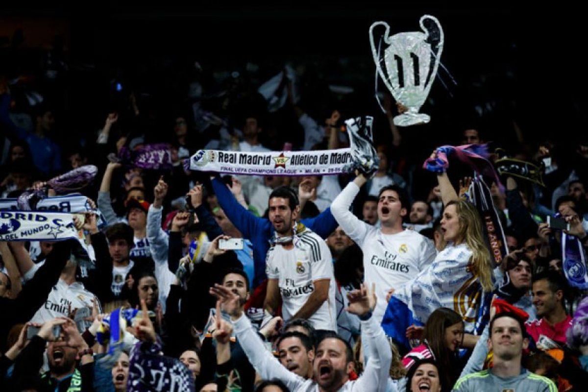 En la que Real Madrid ganó su onceavo título. Foto:Getty Images