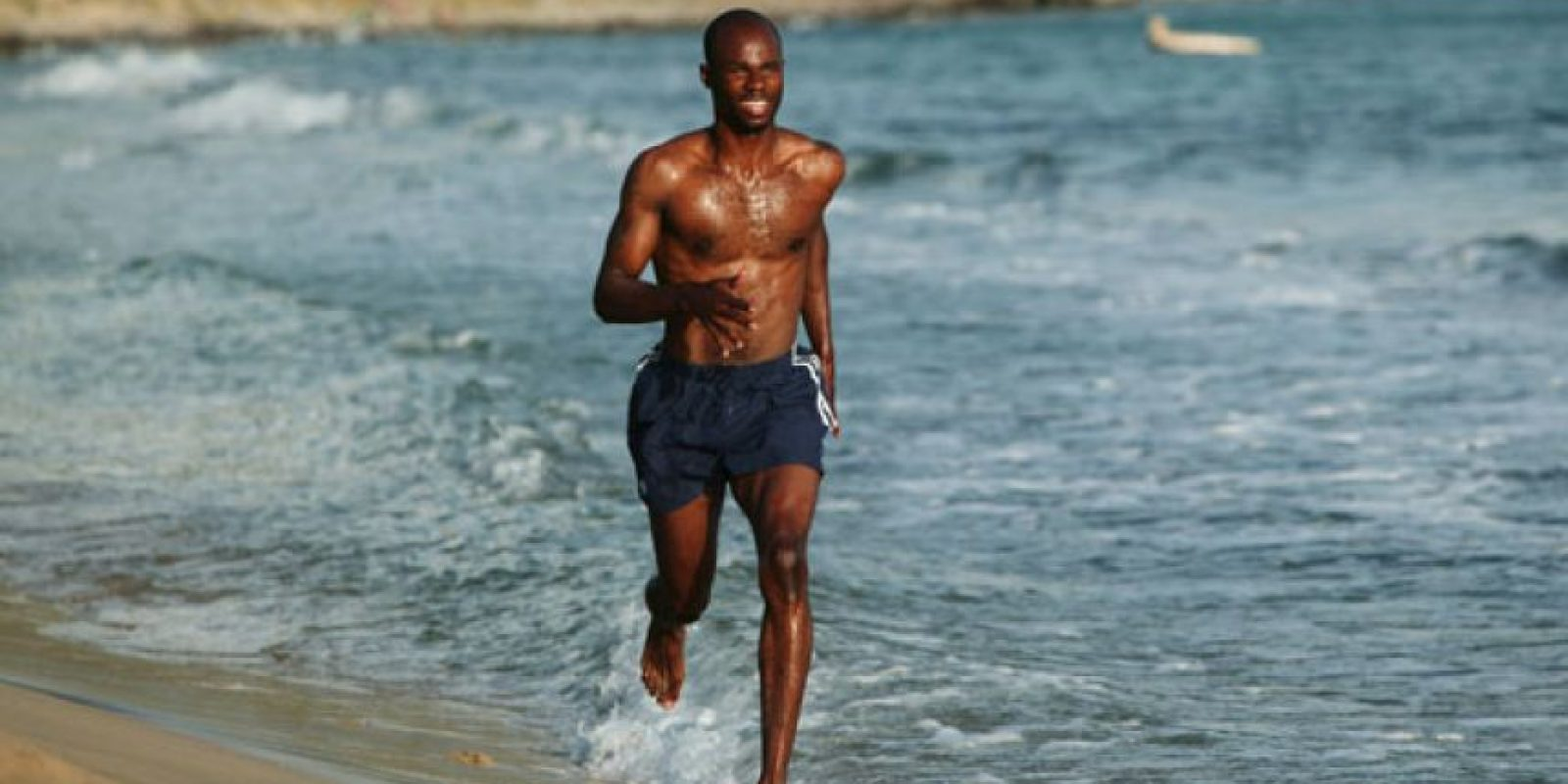 Nació en Saint Kitts and Nevis el 5 de abril de 1976. Foto:Getty Images