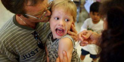 Más de un millón de lactantes y niños de corta edad mueren cada año a causa de la enfermedad neumocócica o de la diarrea por rotavirus Foto:Getty Images
