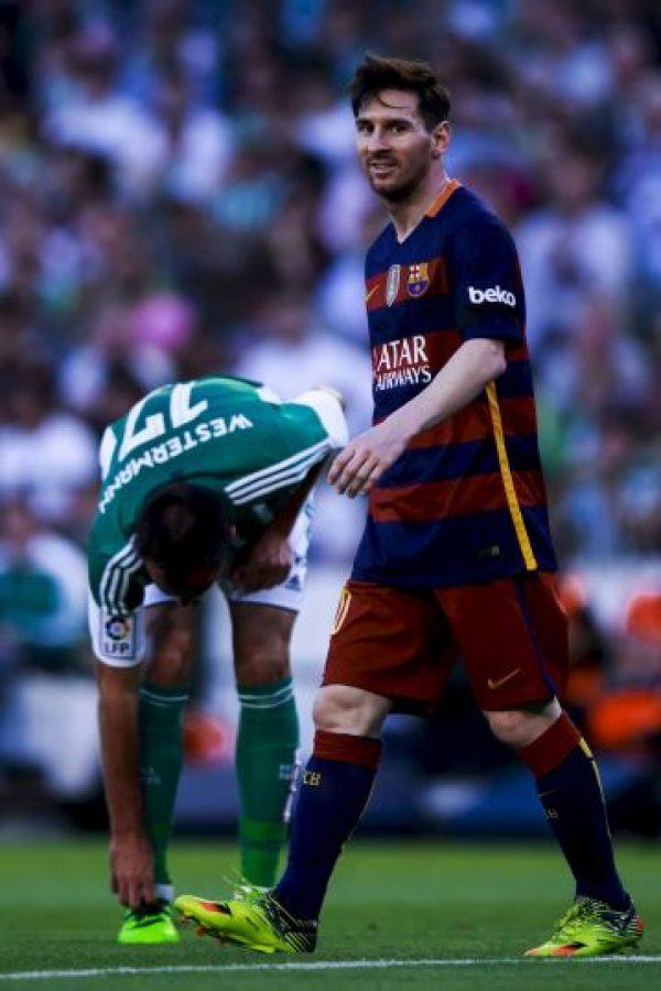 Messi busca ganar el primer título con la Selección de Argentina Foto:Getty Images