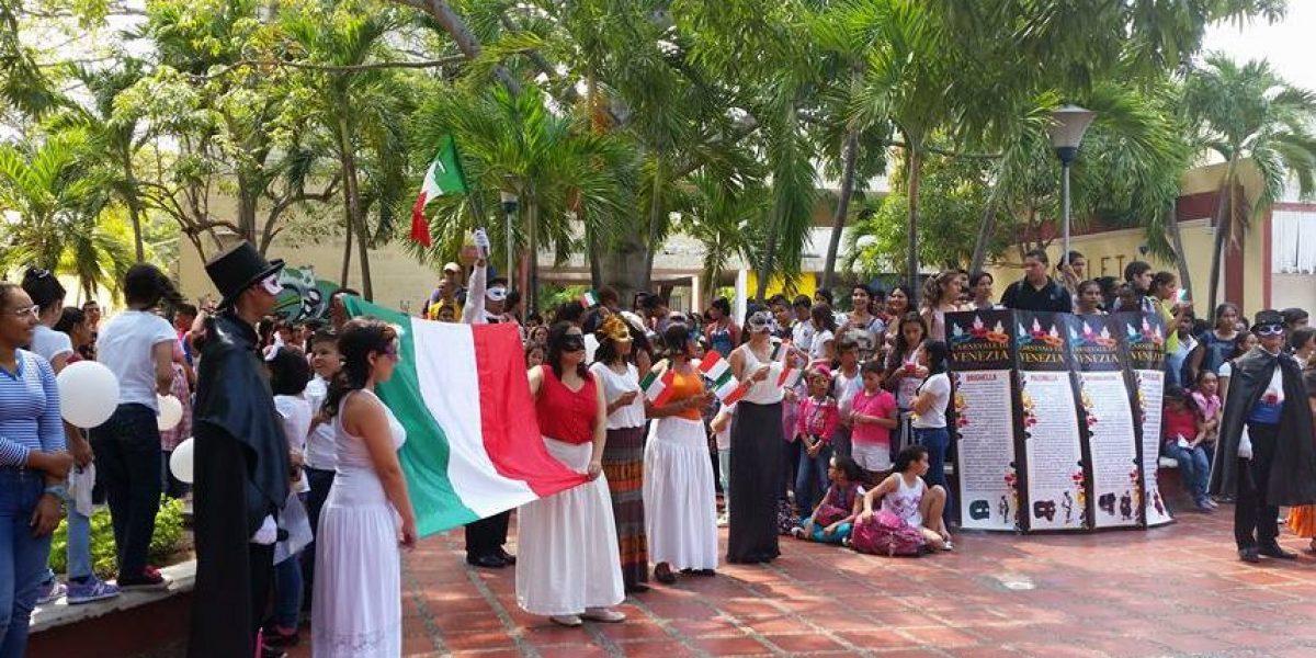 Italianos en Barranquilla celebran con tradiciones la fiesta de la república