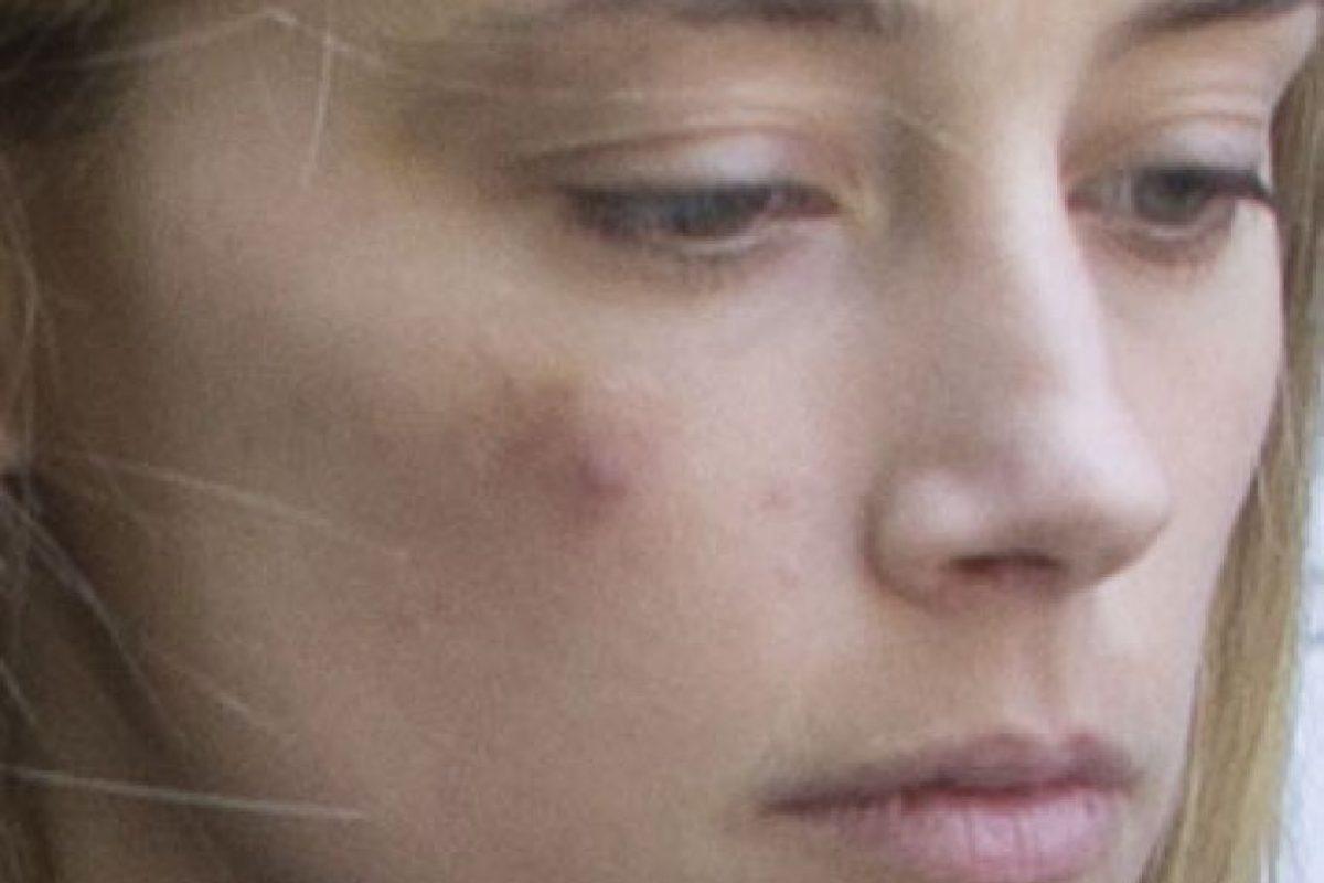 Acusó a Johnny Depp de golpearla Foto:Grosby Group