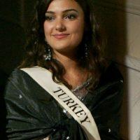 Ganó Miss Turquía en 2006 Foto:AFP