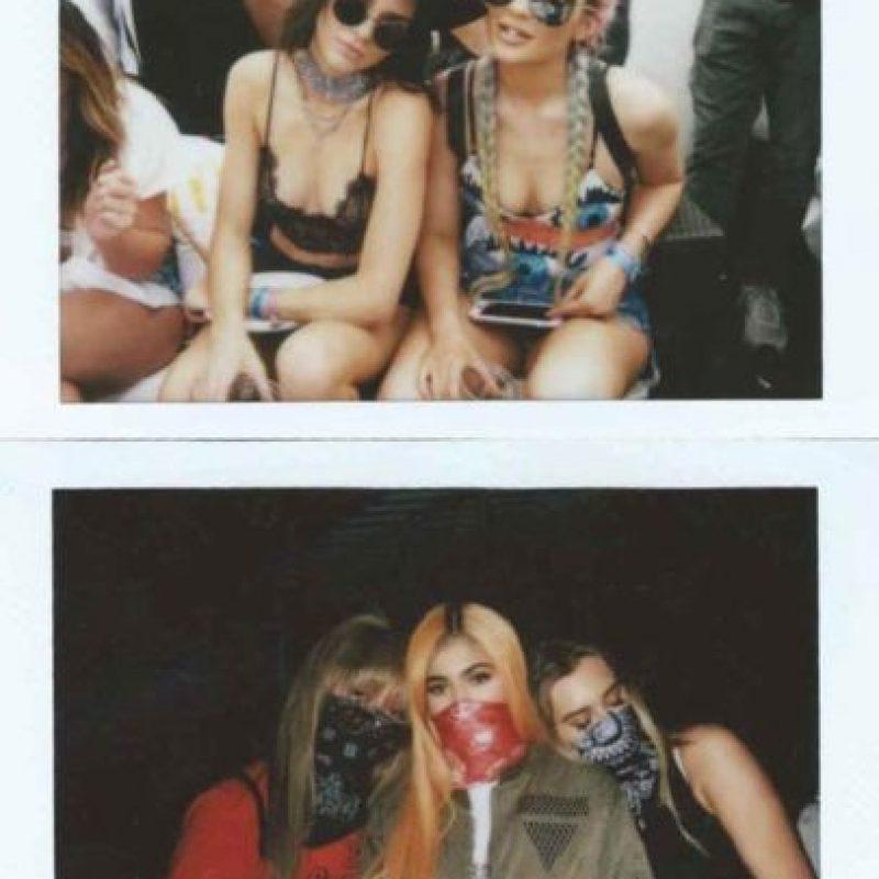 Así comparte Kylie momentos con sus amigas en Instagram Foto:Vía Instagram/@kingKylie