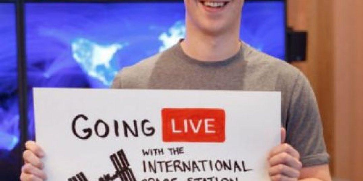 Facebook Live: La entrevista espacial de Mark Zuckerberg