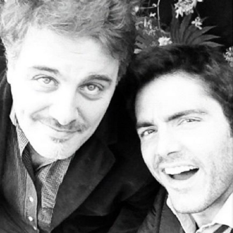 Foto:Instagram Ernesto Calzadilla