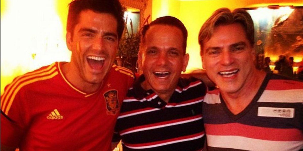¿Qué ha pasado con Ernesto Calzadilla luego de su separación de Lorena Meritano?