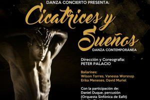 Danza Concierto: 'Cicatrices y Sueños', donde la danza y la música se unen como tributo a las víctimas del conflicto en el Teatro Pablo Tobón. Foto:Cortesía Teatro Pablo Tobón Uribe