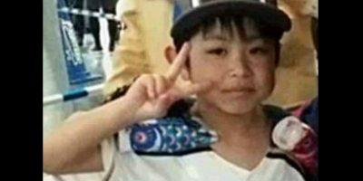 El niño tiene 7 años de edad Foto:Twitter