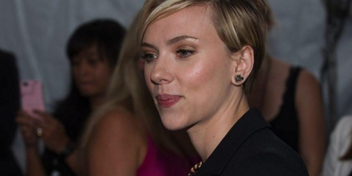 Nuevamente hackean a Scarlett Johansson y filtran sus fotos íntimas