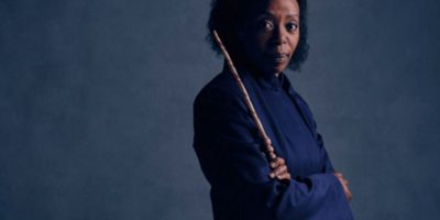 "Noma Dumezweni es ""Hermione Granger"" Foto:Vía twitter.com/jk_rowling?"