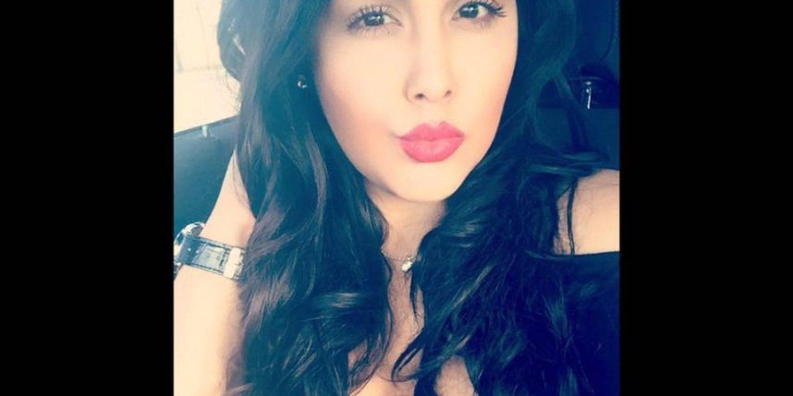 Su relación comenzó en septiembre de 2015 Foto:Facebook: Alexandría Vera