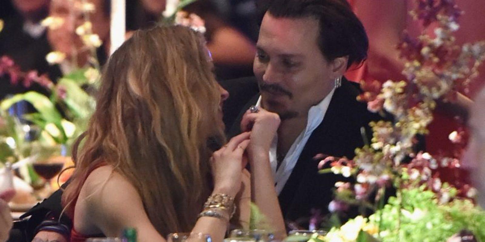 La pareja sigue en medio de la polémica Foto:Getty Images