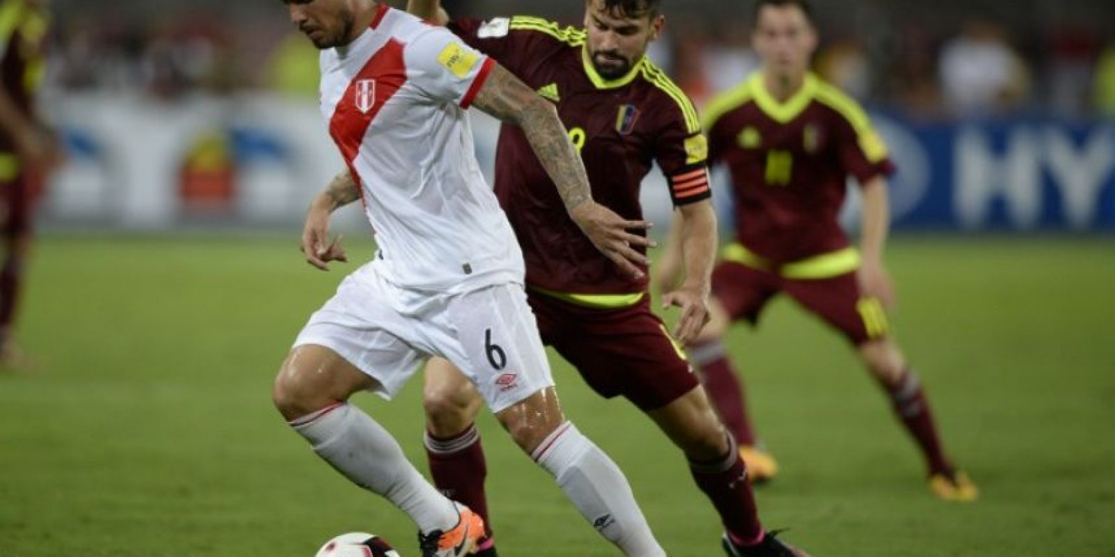 Ricardo Gareca apostó por la sangre nueva para la Copa América Centenario y el Loco fue uno de los pesos pesados e históricos que quedó fuera de la lista del Tigre. Foto:AFP