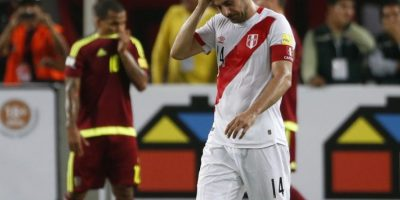 Al igual que Juan Manuel Vargas, el eterno goleador de los peruanos quedó fuera de la lista de Ricardo Gareca por decisión técnica para darle paso a la sangre nueva de Perú. Foto:AFP