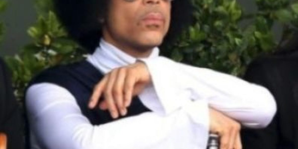 Revelan causa de muerte de Prince