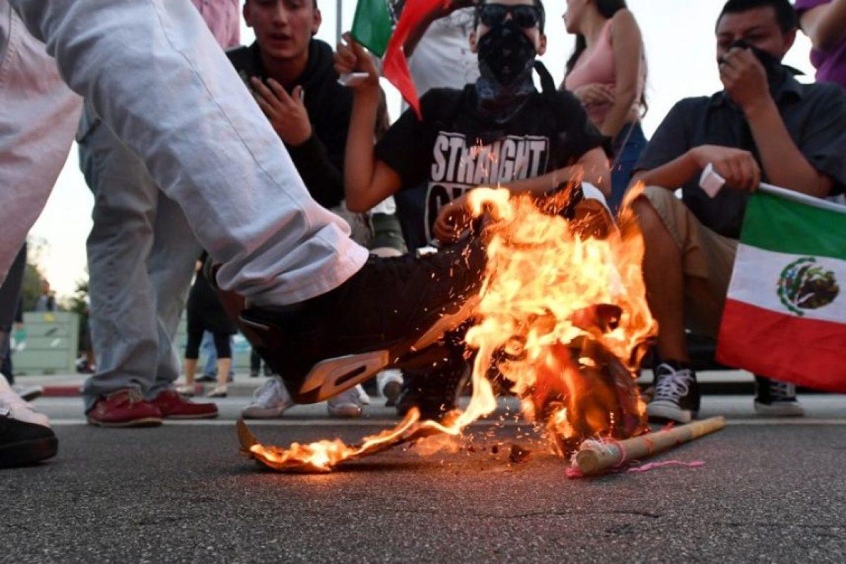 Sucedió en San José, California Foto:AFP