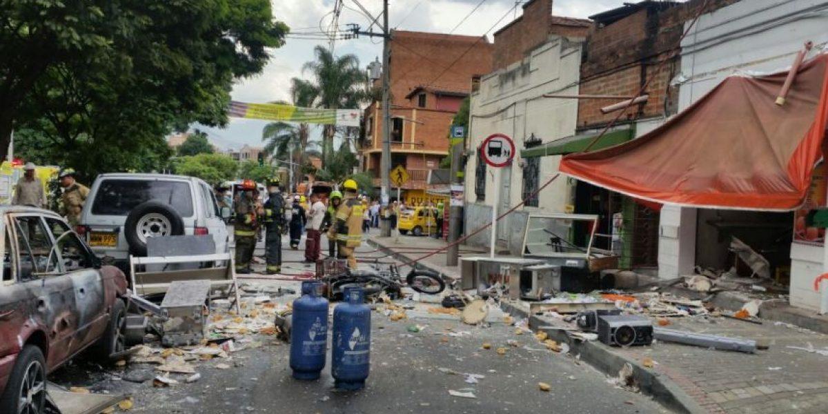 Incendio en un local comercial ubicado en Belén deja 11 lesionados