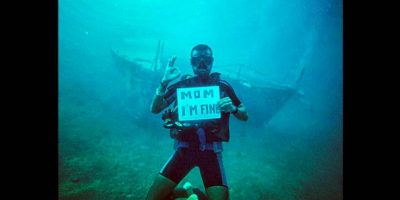 Jonathan Quiñonez, un exmodelo de Bruselas, renunció a su trabajo para viajar por el mundo. Foto:Instagram Momimfine