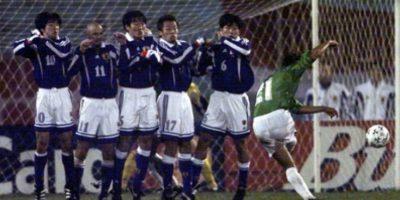 La Selección de Japón participó en la Copa America de Paraguay 1999 Foto:Getty Images