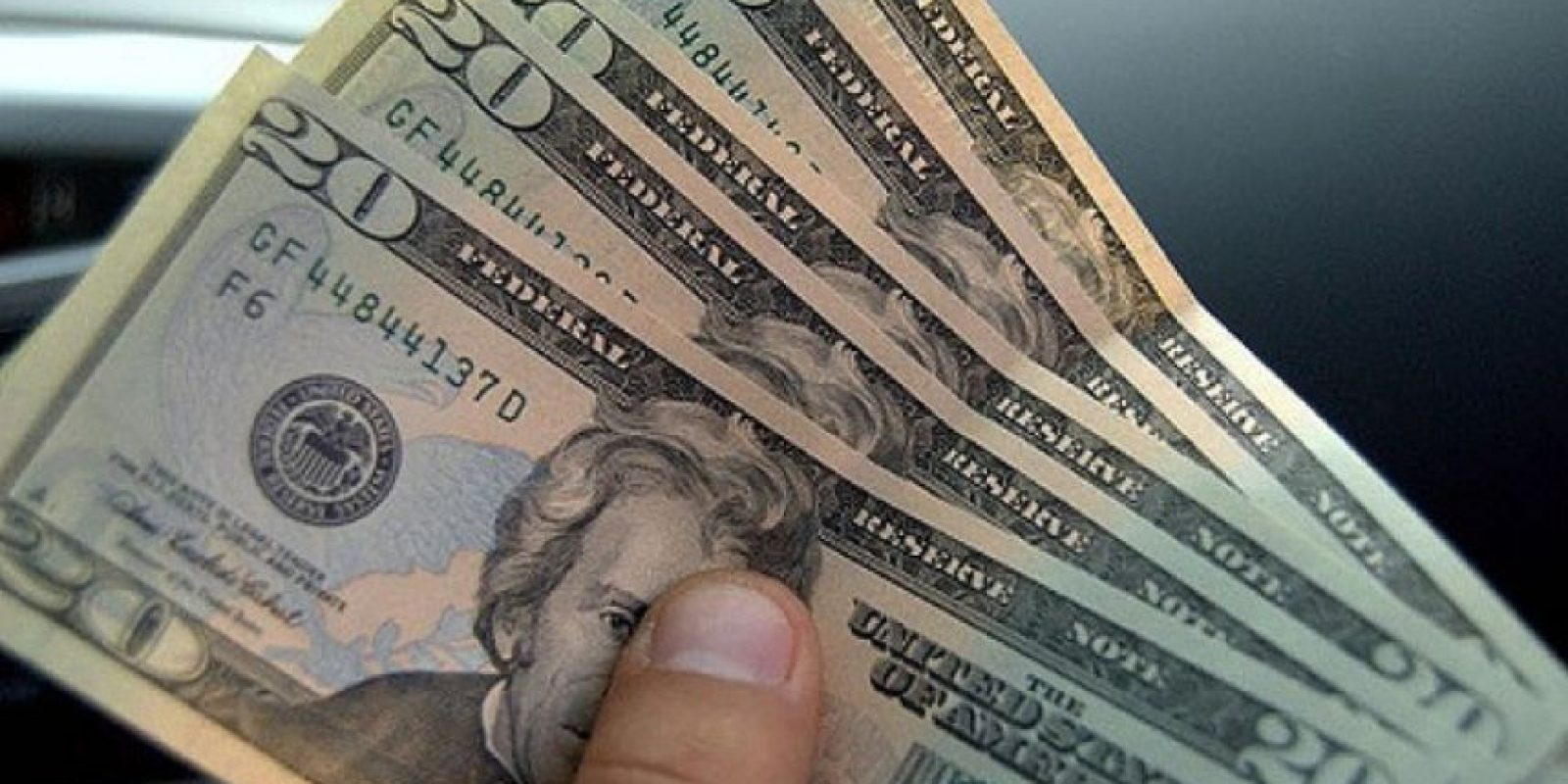Las nominaciones son de $1, $2, $5, $10, $20 , $50 y $100 dólares. Foto:Flickr.com