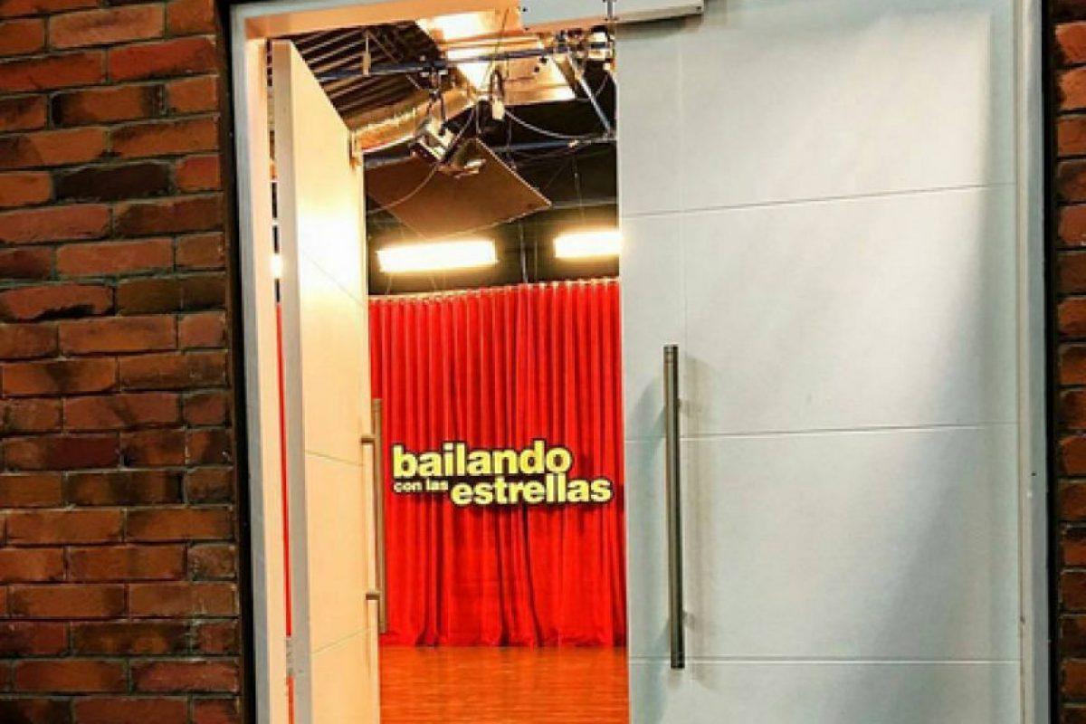Foto:Instagram 'Bailando con las Estrellas'