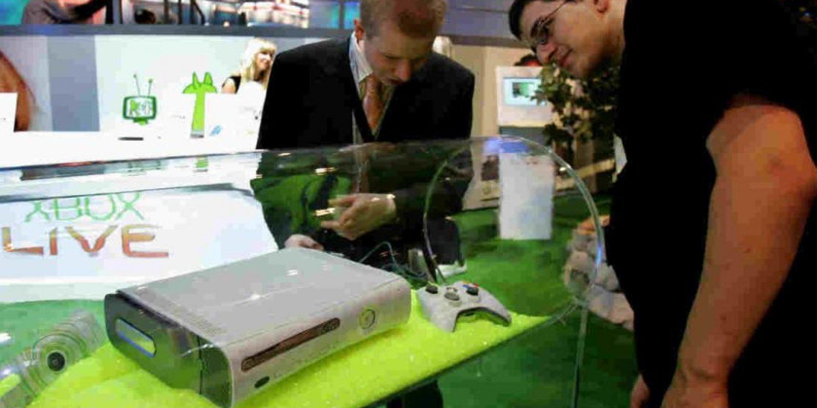 Microsoft anunció recientemente que dejará de fabricar la Xbox 360. Foto:Getty Images