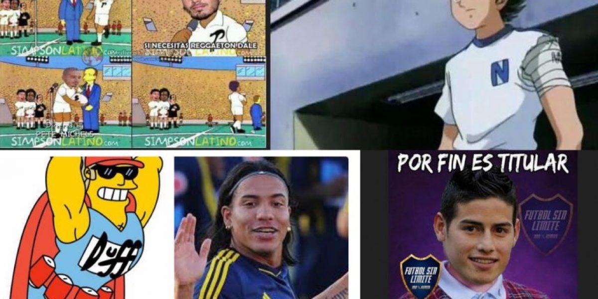 Memes y burlas en la victoria de Colombia sobre Estados Unidos