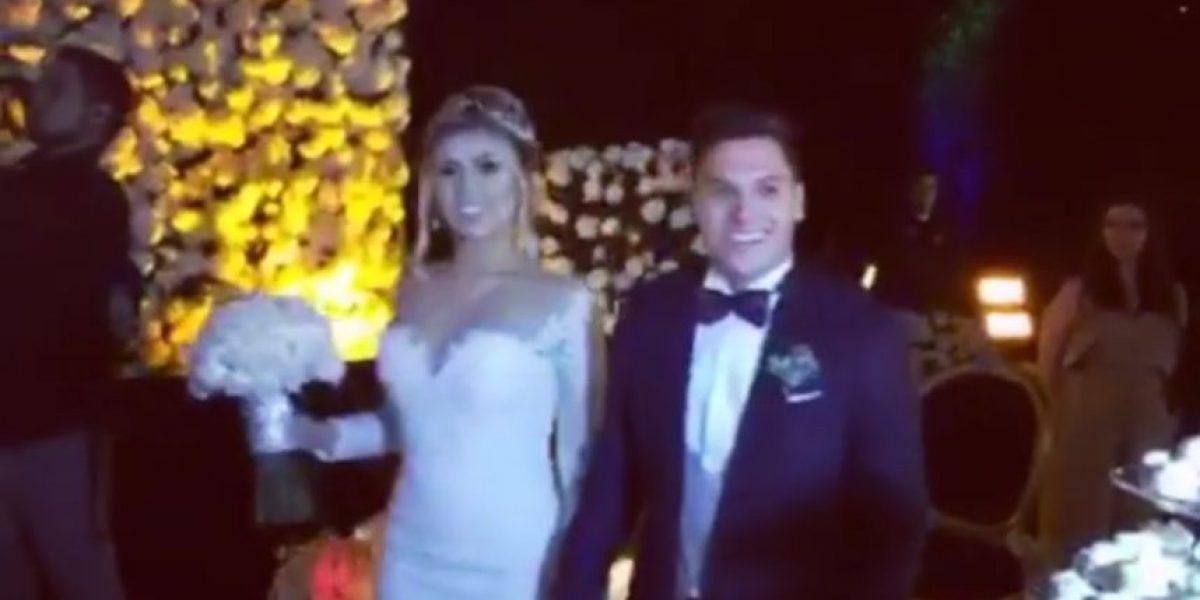 El matrimonio de Juan Fernando Quintero y Johana Osorio