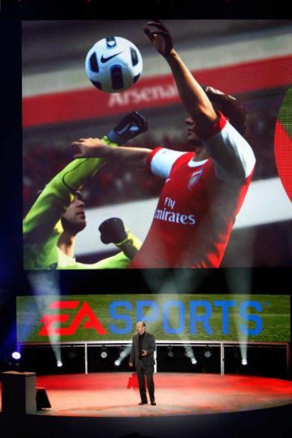 Fue también el primero en contar con permisos oficiales de la FIFA. Foto:Getty Images