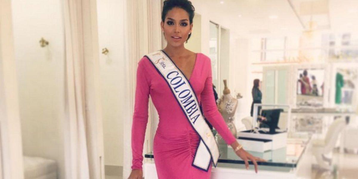 Andrea Tovar, vigilada en redes sociales por el Concurso Nacional de la Belleza