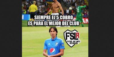 Foto:Tomado del Facebook Fútbol Sin Límite Recargado